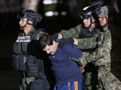 El Chapo preparaba un segundo túnel para escapar de penal