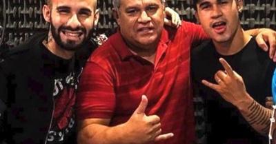 "El ""Cabezón"" Ortega  es un influencer ra'e"