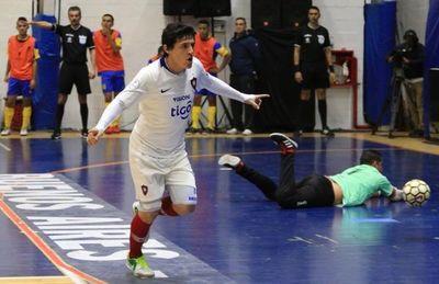 Cerro  Porteño golea y es semifinalista