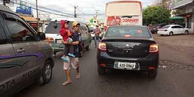 El 80% de los niños en situación de calle son explotados por sus padres