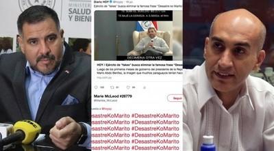 """""""Se vive un terror"""": sanción por 'desastre ko Marito' es parte de persecución, dice exministro"""