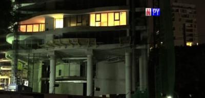 Accidente fatal en construcción de edificio