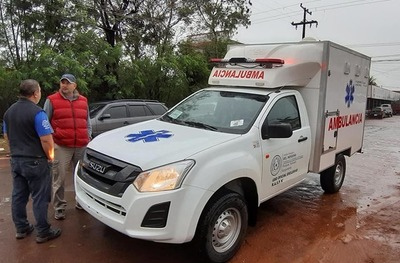 Yby Yaú y Horqueta cuentan nuevamente con ambulancias