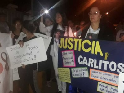 Sanlorenzanos exigen sacar de circulación motos sin chapas