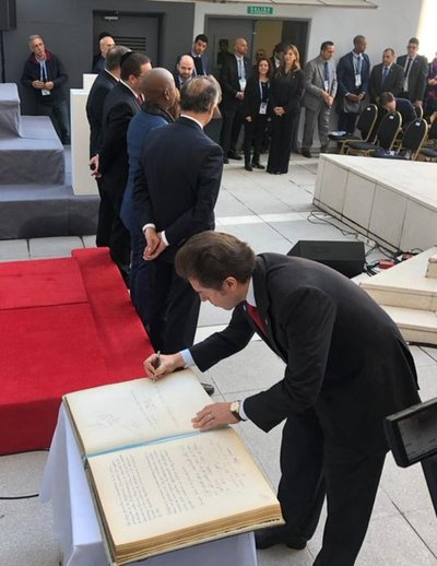 Paraguay ratifica condena al terrorismo y su financiamiento en 25° aniversario de la AMIA