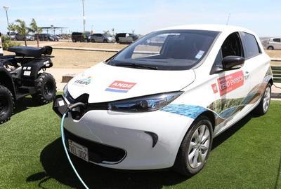 Paraguay inaugurará su primer «ruta verde solar» para vehículos eléctricos