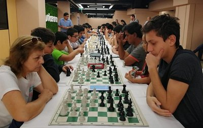 Gala de ajedrez con dos grandes torneos