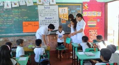 Más de 52.000 niños serán desparasitados en Concepción