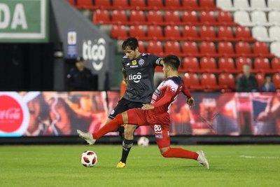 Roque ya palpita el partido ante la Liga de Quito
