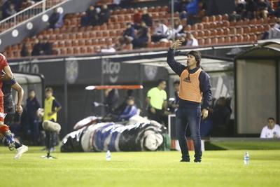 Daniel Garnero declara que aún están agarrando ritmo
