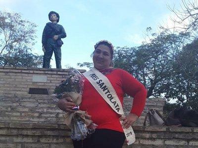Barrereña se coronó Miss Santolata 2019