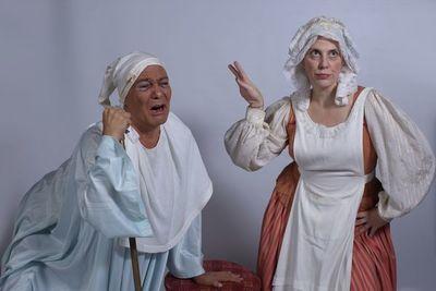 Obra de Molière y gran agenda infantil en cartelera teatral