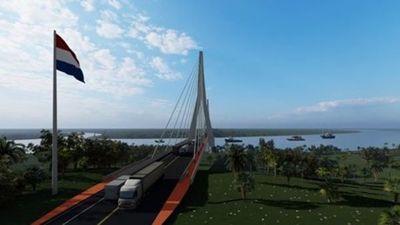 Mario Abdo participara en acto de lanzamiento de licitación para diseño del Puente Carmelo Peralta-Puerto Murtinho