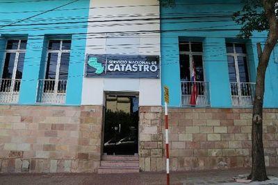 Intercambio de informaciones entre Catastro y Registros Públicos ahorro Gs. 365 millones
