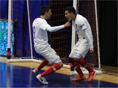 Cerro Porteño va por el pase a la gran final en la Libertadores de futsalFIFA