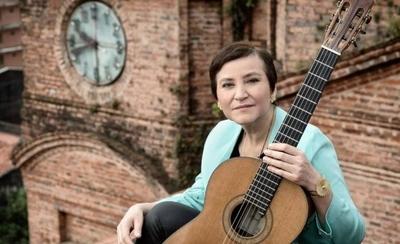 HOY / Berta Rojas deleitará en México  como gran maestra internacional