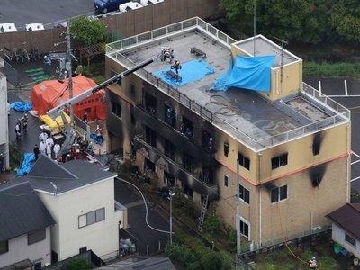 Japón: Autor del trágico incendio habría actuado por venganza
