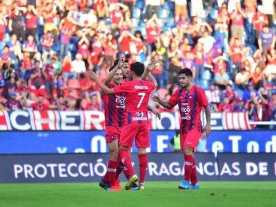 Cerro Porteño golea a Capiatá y llega fino al choque copero