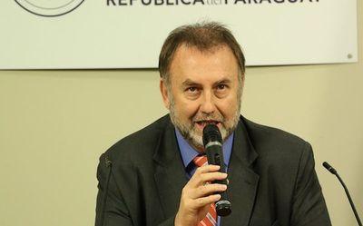 Benigno López apunta ahora a reforma de la seguridad social
