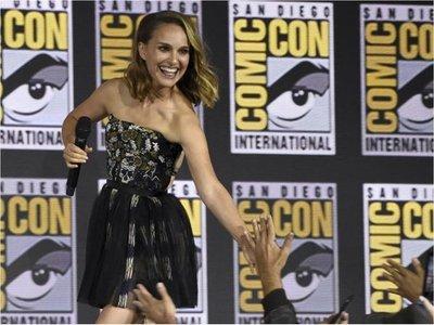 Natalie Portman regresará a Marvel como diosa del trueno en Thor