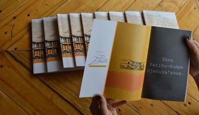 Lanzan libro de hechos históricos ocurridos en estación de Patiño-Cué