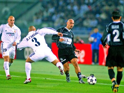 Fotógrafo japonés comparte imágenes inéditas de Real Madrid