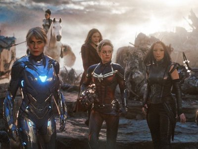 Avengers: Endgame, récord histórico para la era dorada de los superhéroes