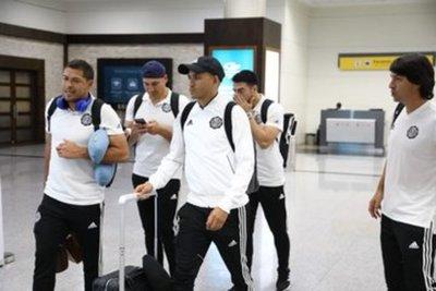 Olimpia viajó a Ecuador para partido ante Liga de Quito por Copa Libertadores