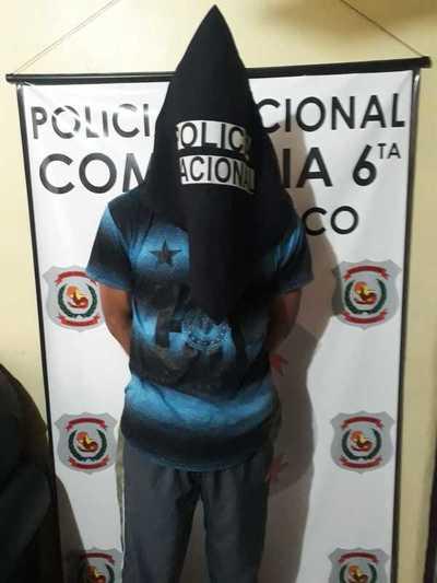 Detienen a presunto depravado acusado de abusar sexualmente de niña de 13 y un niño de 12 años