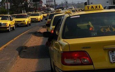 """Taxistas anuncian paro nacional: """"el servicio de taxi es una tradición, no puede desaparecer"""""""