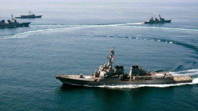 """China responde a EE.UU. que la situación en el mar Meridional es """"estable"""""""