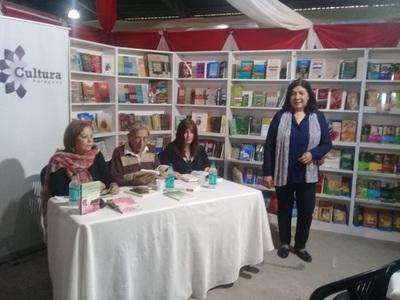 La historia del Paraguay participa en la Feria de Goya