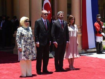 Mario Abdo hará primera visita a Turquía con énfasis en comercio