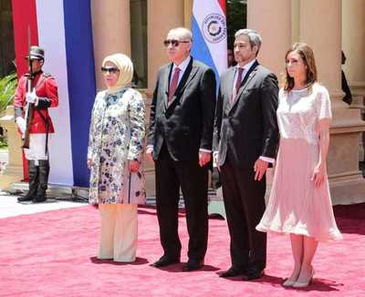 Mandatario realizará visita oficial a Turquía este 29 de julio