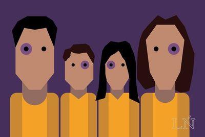 Solo el domingo se denunciaron 5 casos de violencia familiar