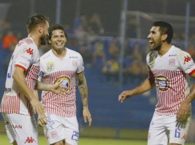 San Lorenzo vence a Luque en juego crucial y directo