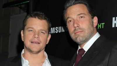 "HOY / Ridley Scott dirigirá a Ben Affleck y Matt Damon en ""The Last Duel"""