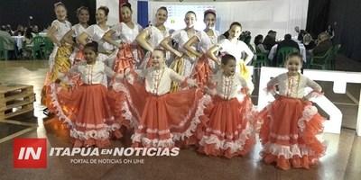 5 AÑOS DE PROMULGAR LA DANZA PARAGUAYA EN UNA COMUNIDAD DE INMIGRANTES