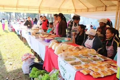 Organizan primera feria de productores en Yguazú