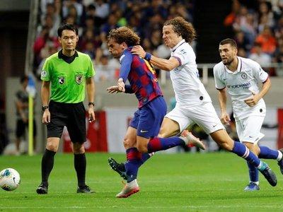 Un flojo Barça cae ante el Chelsea en Japón