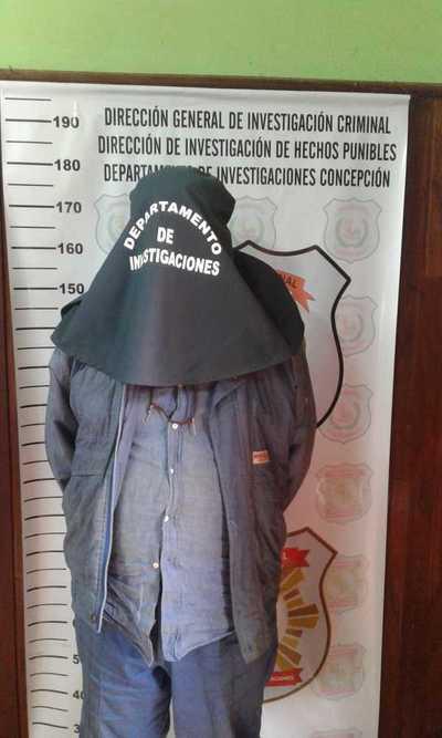 Concepción: Detienen a sospechoso de abuso sexual en niños