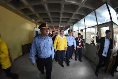 Ministerio Público dispone detención de siete líderes taxistas