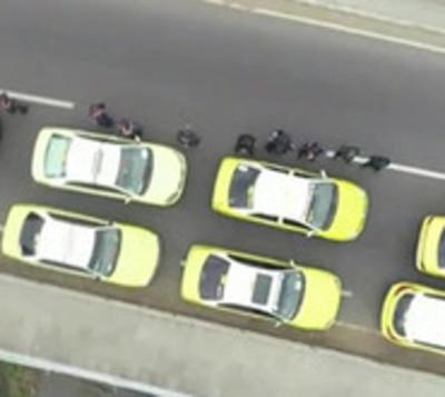 Jueza ordena despejar avenida Mariscal López