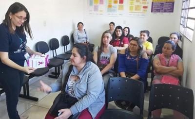 Mujeres acceden al Test de VPH, para prevenir cáncer cervicouterino
