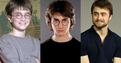 Hoy cumple 30 años Daniel Radcliffe, quien interpretó al niño que vivió ⚡