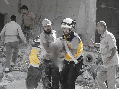 Al menos 38 muertos en bombardeos rusos contra mercado en Siria, Moscú niega