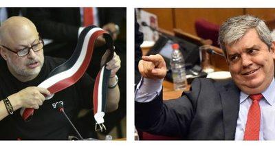 Enrique Riera y Paraguayo Cubas suspendidos