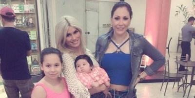 Lilian Ruiz será la madrina del hijo de su ex enemiga Ruth Alcaraz, Daniel de Jesús?
