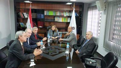 Gremios brindan apoyo a gestión del Ministerio Público