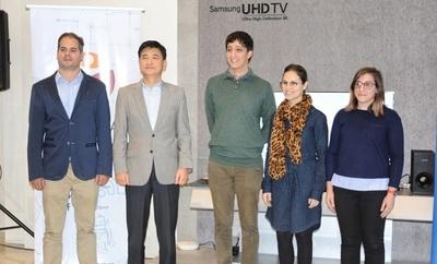 Presentan concurso para conceder becas a estudiantes